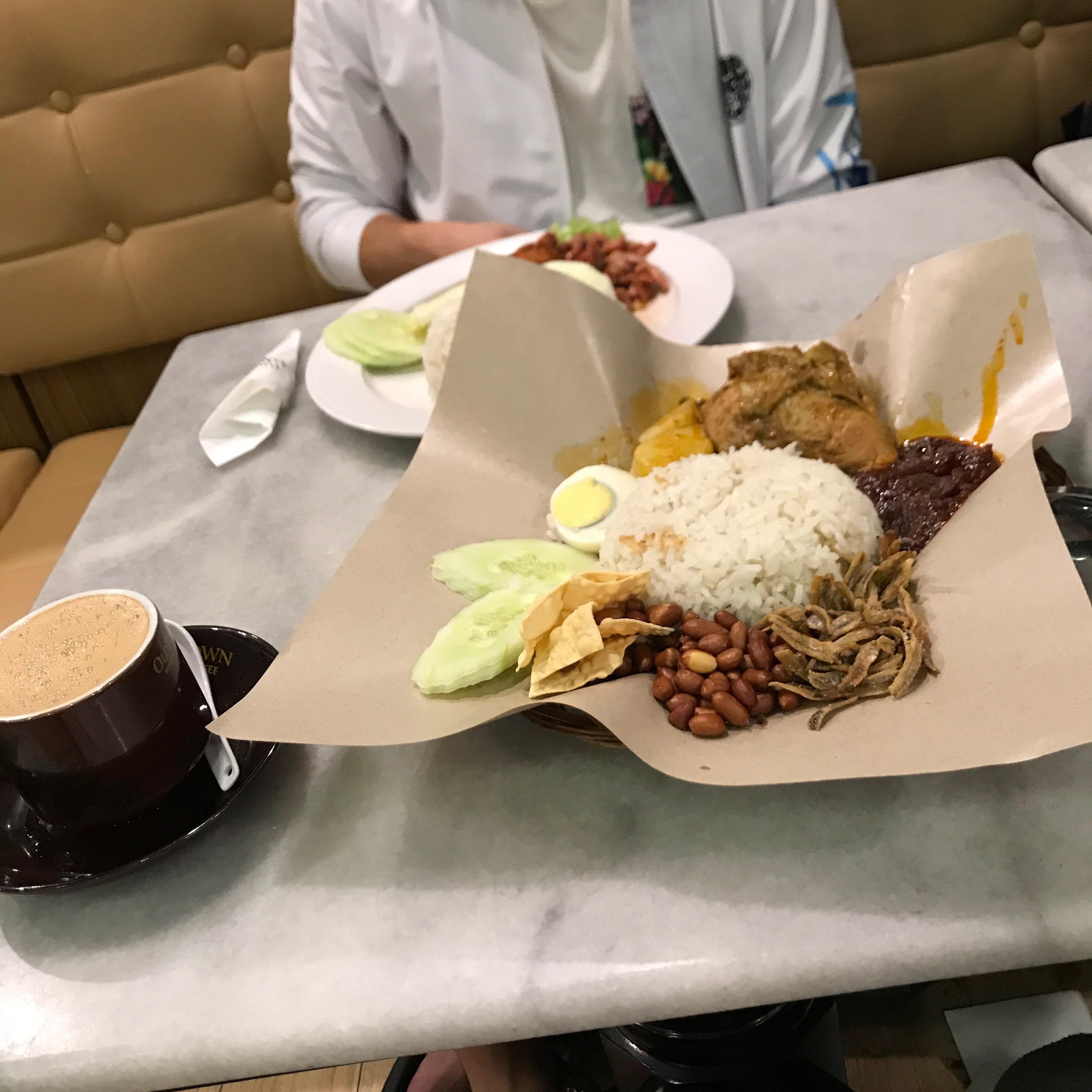 マレーシアの絶品料理! ナシ・レマとは?