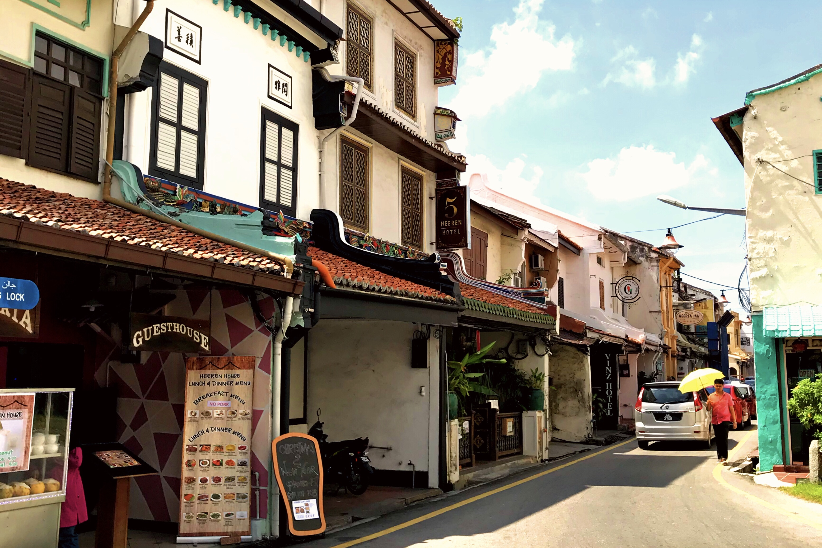 歴史を旅する 古都マラッカ観光モデルコース