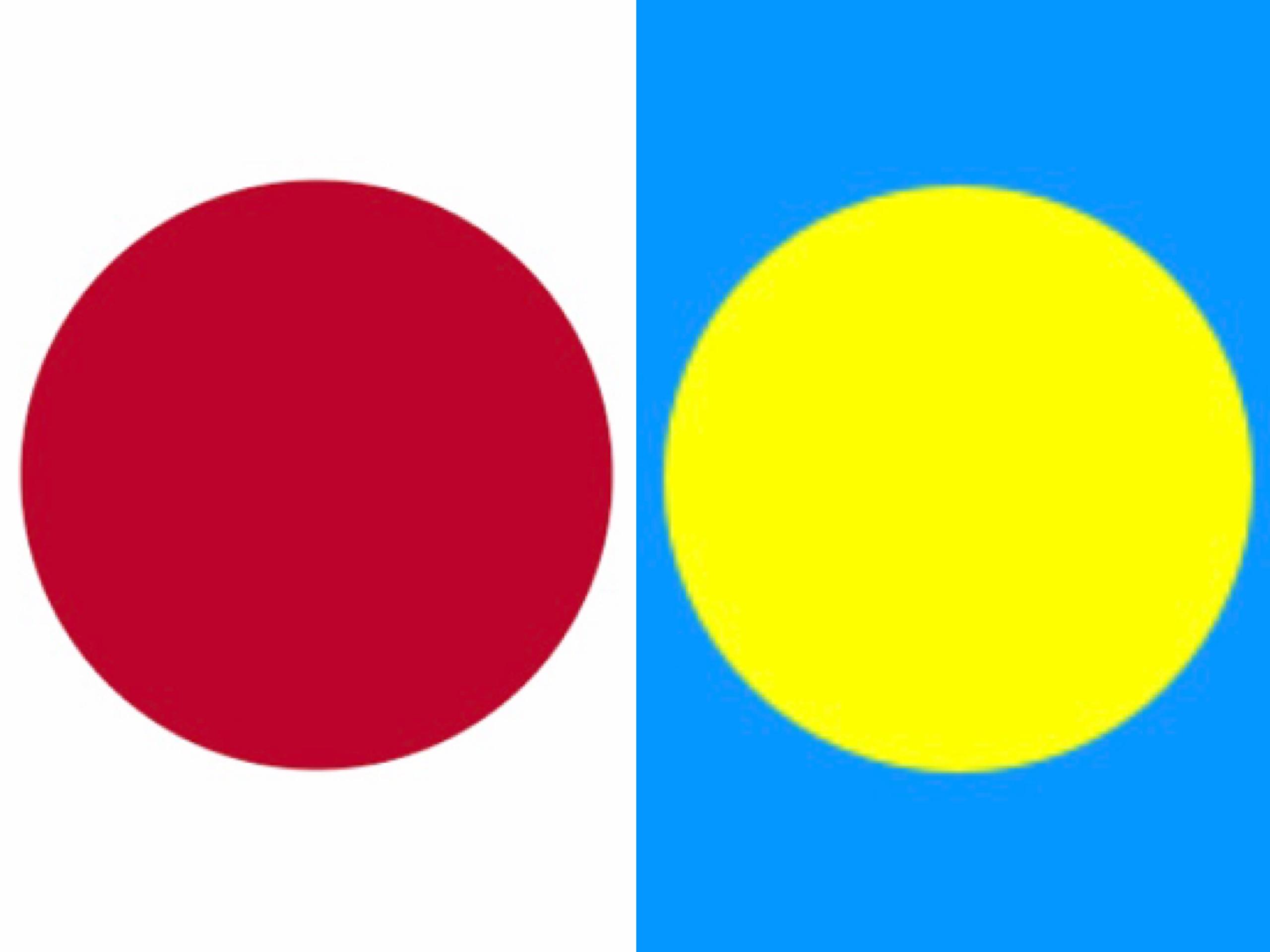 パラオ 国旗