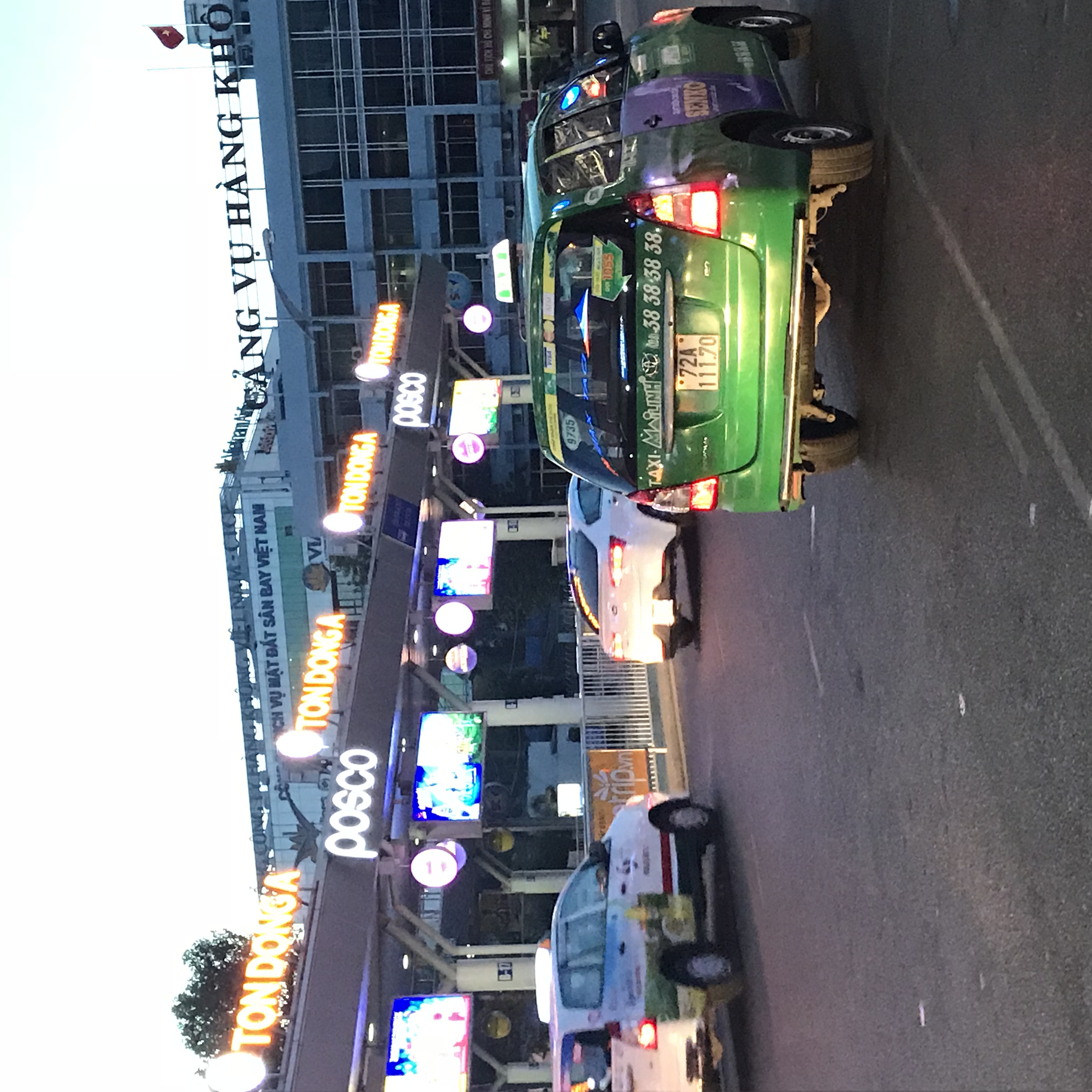 ベトナム・バイクタクシーのぼったくり手口