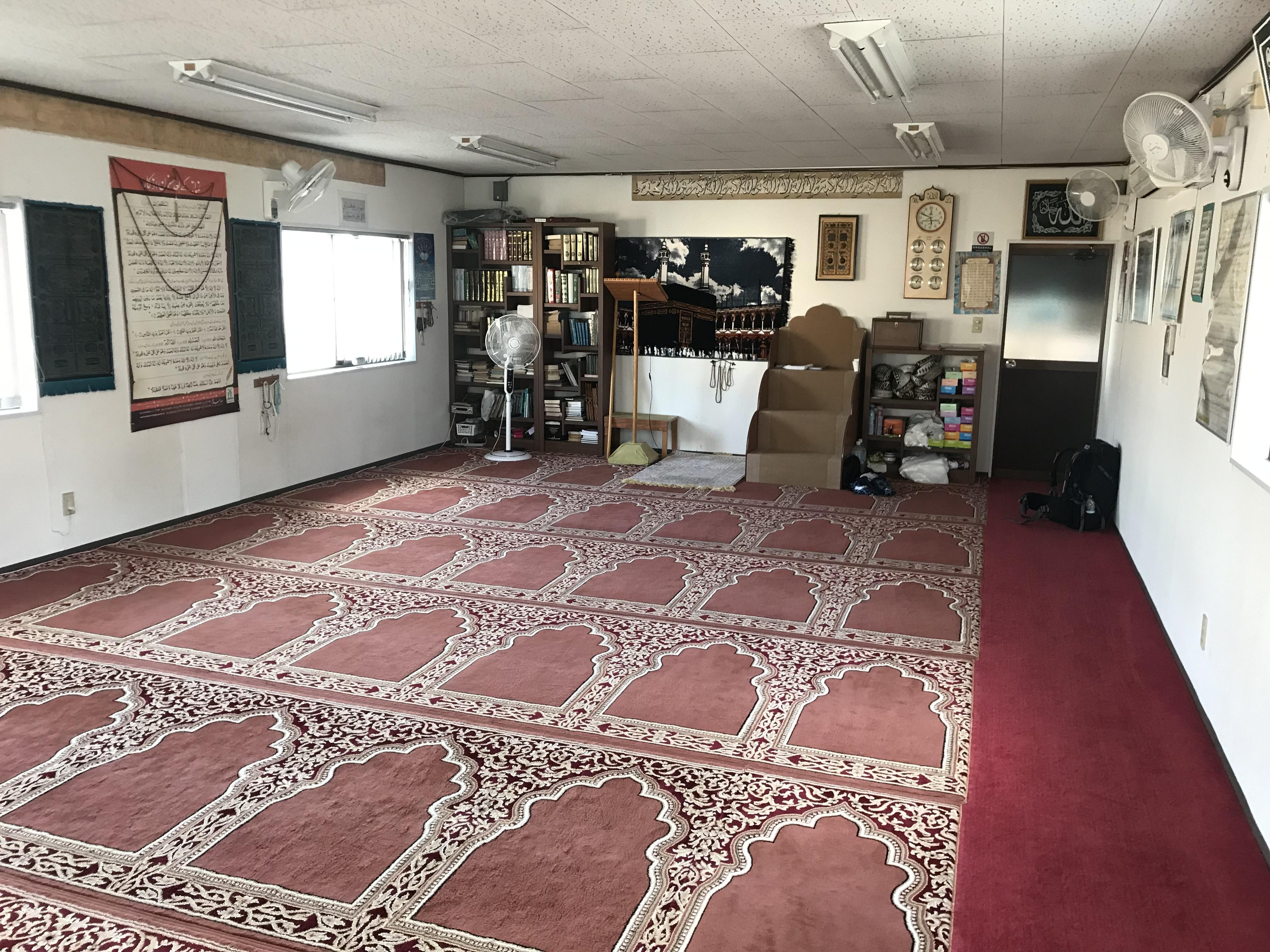 "Masjid in Japan ""Masjid FAROOQ-E-AZAM"" 〜Information of mosque & prayer room〜"