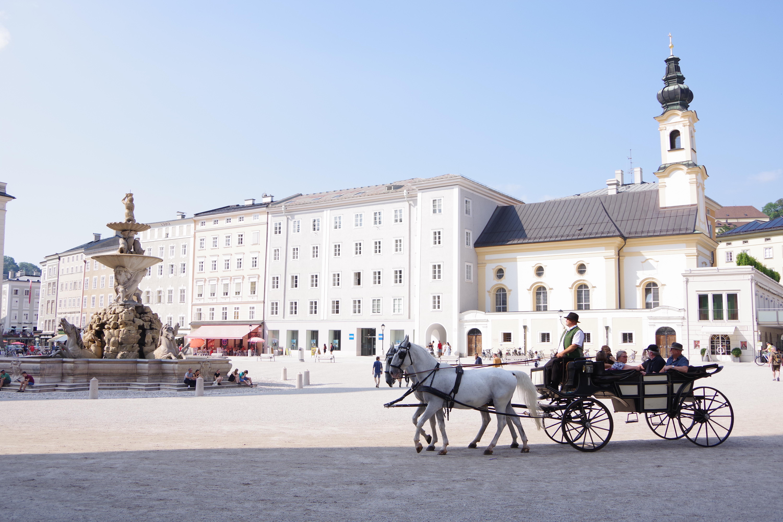 【オーストリア観光情報】見どころ満載!ザルツブルク1日観光モデルコースとおすすめスポット その2