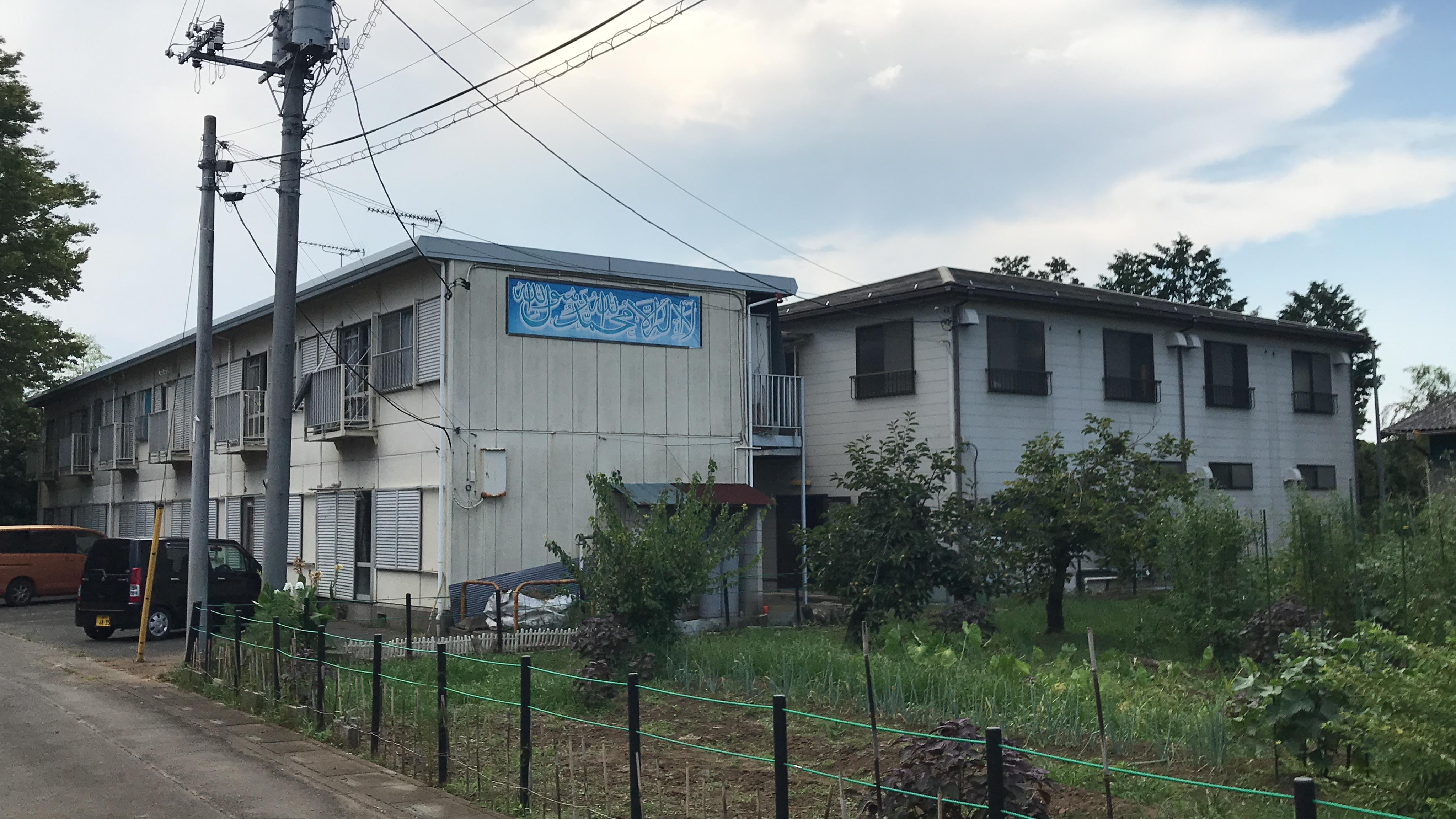 "Masjid in Japan ""Moroyama Masjid"" ~information of mosque & prayer room~"