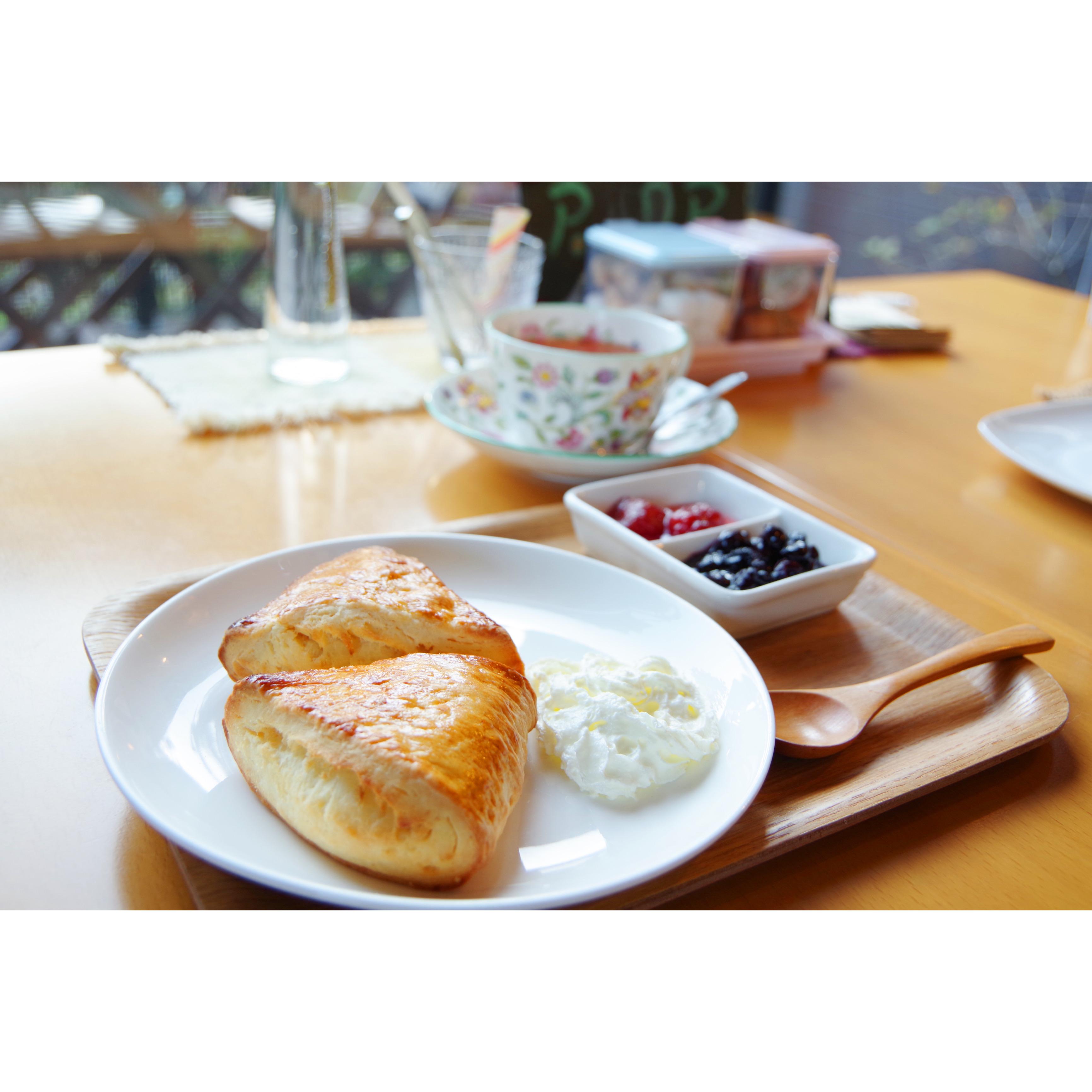 【カフェ巡り】栃木の秘境で見つけたおしゃれなカフェ 「ポム・ド・パン」